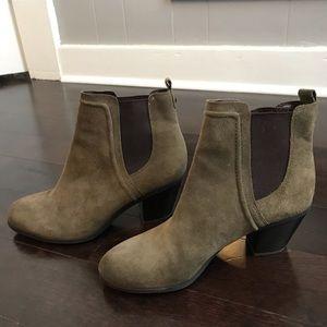 Same Eldeman Suede Anke Boots